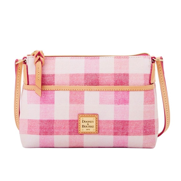 Dooney & Bourke Handbags - Dooney & Bourke | Quadretto Check Crossbody